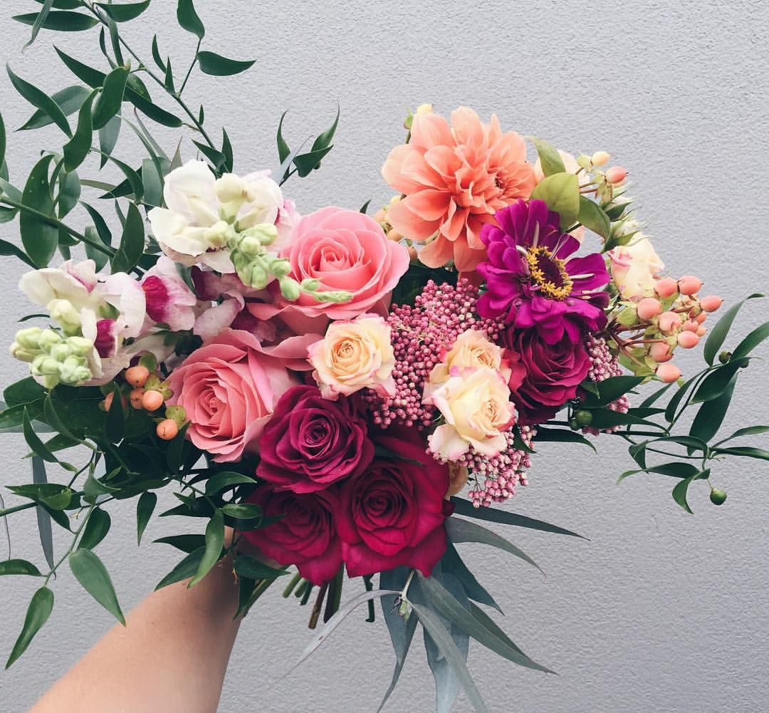 Wedding Flowers In May: 10th Of April With @makerie_nz Head To There