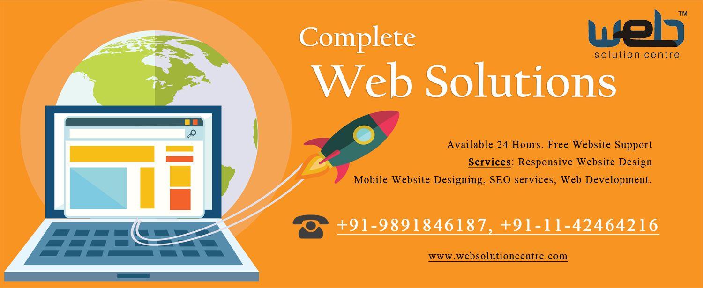 Web Designing Company In Delhi Website Design Responsive Website Design Ecommerce Website Design