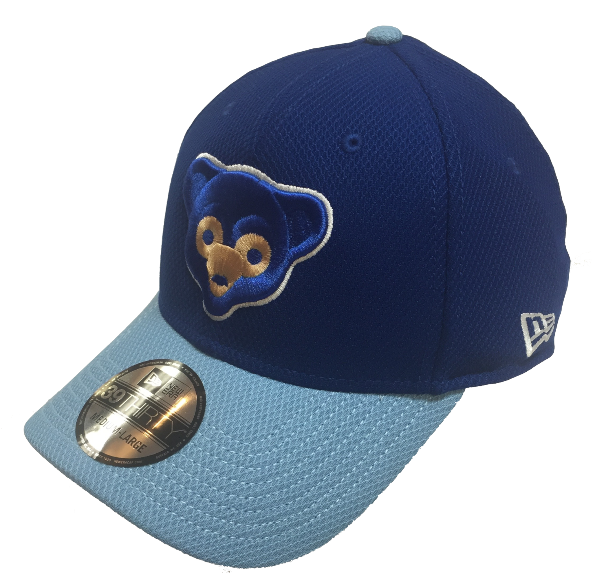 6e57704c0d9 Chicago Cubs 1969 Logo Diamond Era 39THIRTY Flex Fit Hat By New Era ...