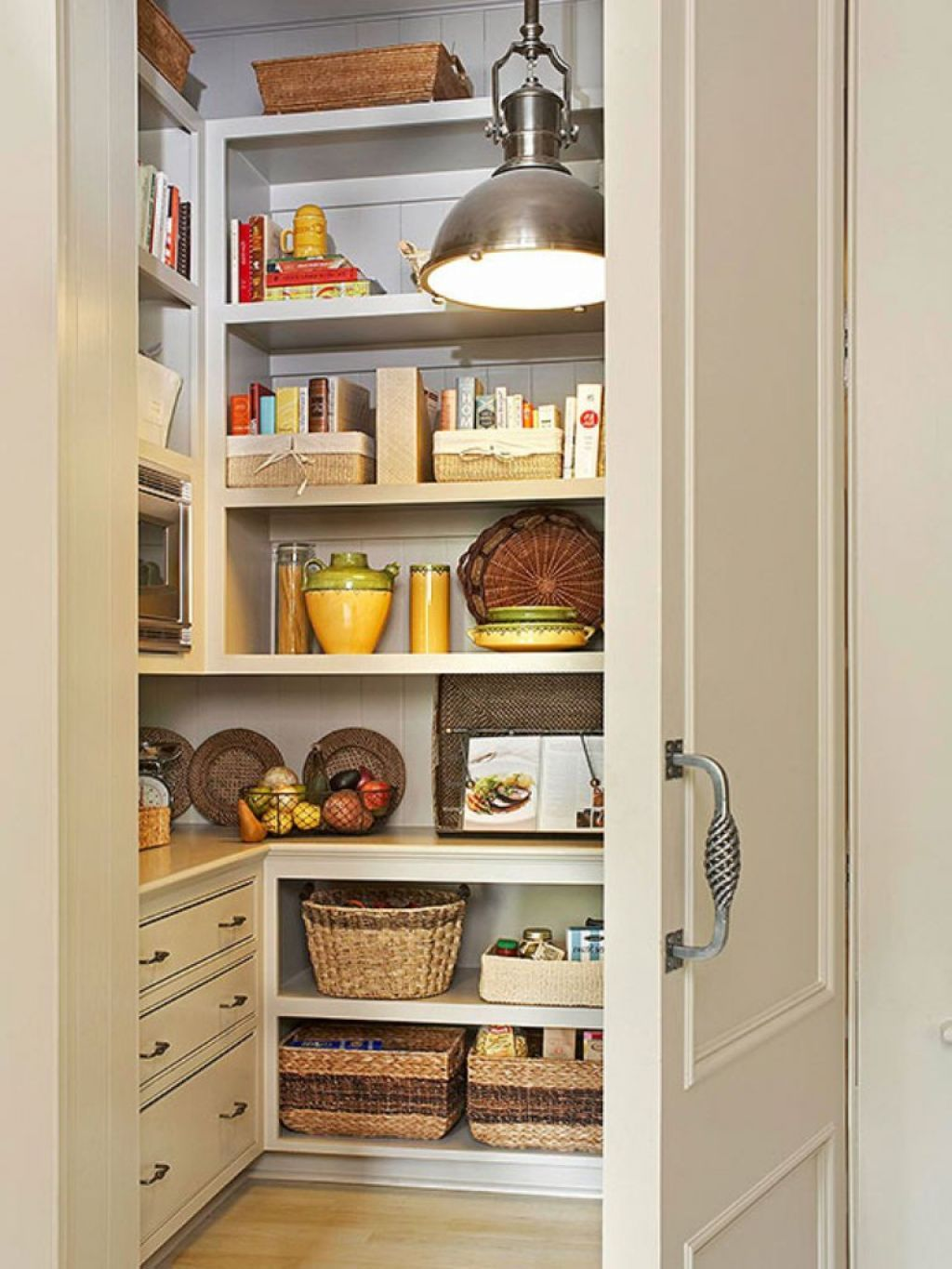 Best Kitchen Kitchen Pantry Ideas For Elegant Cooking Space 400 x 300