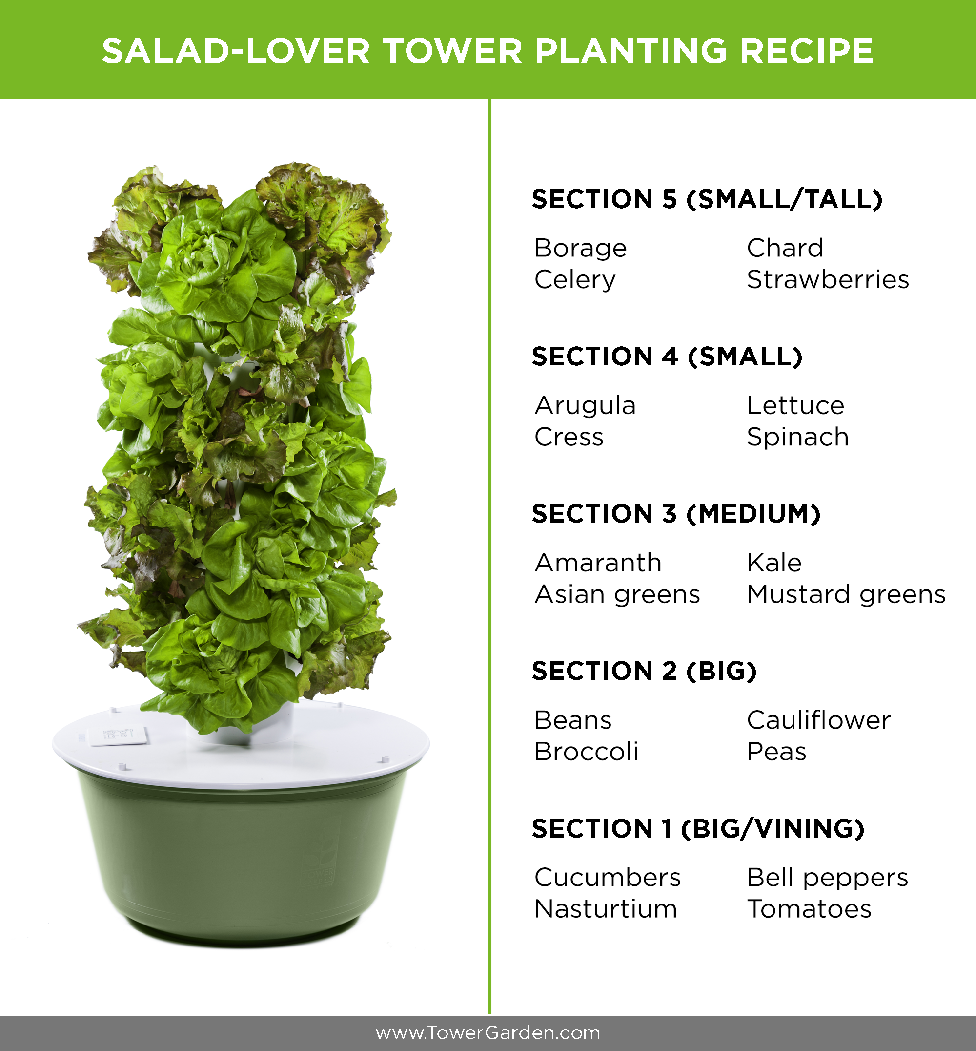 Tower Garden ♥ Simplifies Traditional Gardening, Using A Unique Vertical  Garden System That Makes It Easy To Grow Your Own Fresh Fruits And  Vegetables At ...