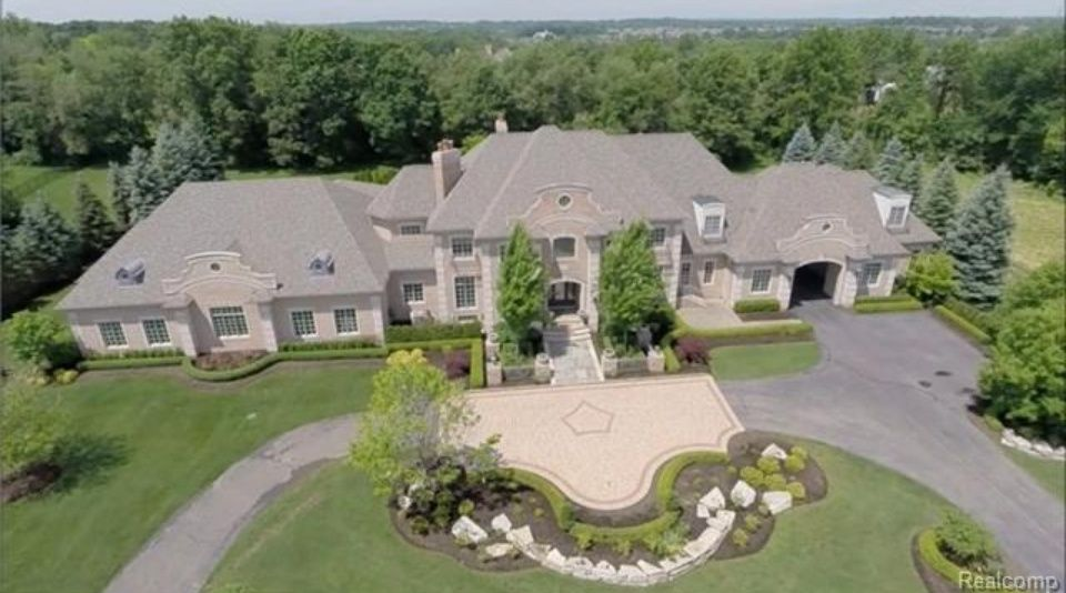Most Expensive Homes In Michigan Photos And Prices Zillow Mansions Expensive Houses Luxury Estate