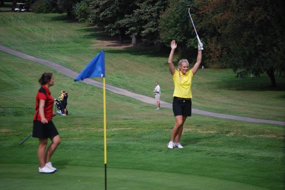 Rugola, Joyce tie for 13th in WPIAL golf final | Local | heraldstandard.com