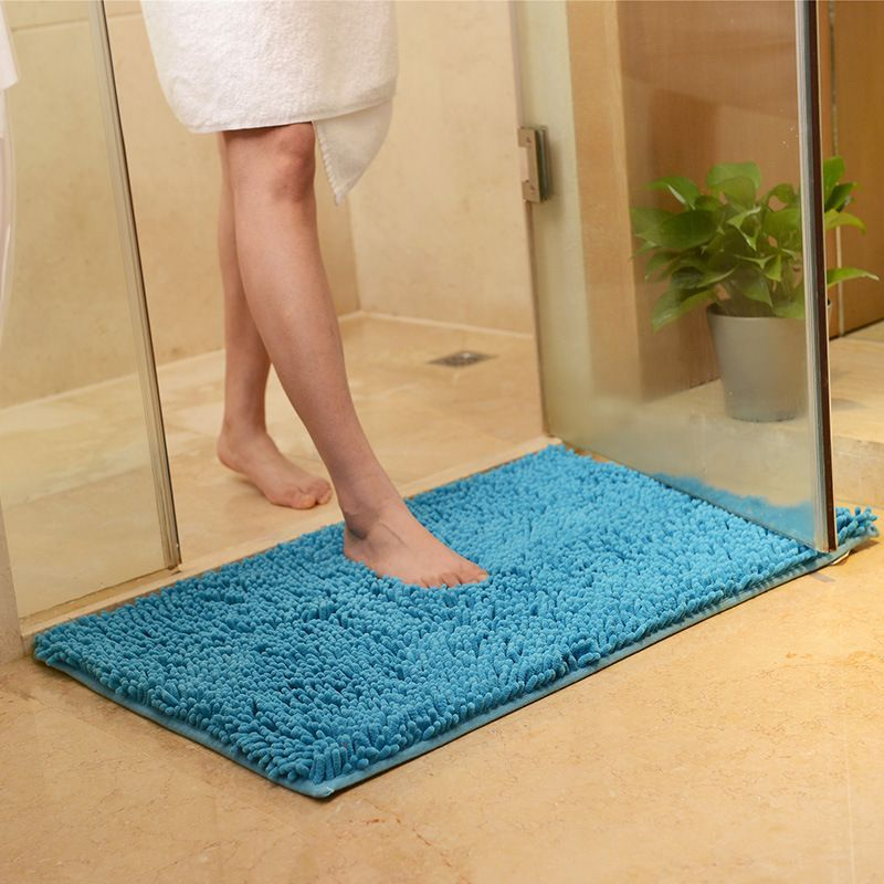 Honana Wx 329 50x80cm Chenille Soft Mat Machine Washable Bathroom