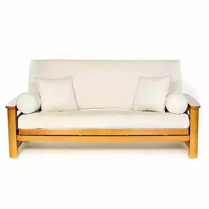 Royal Heritage Cotton Futon Cover Bed Bath Beyond