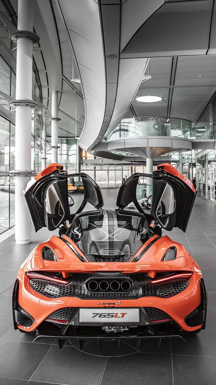 Mclaren 765lt In 2020 Super Cars Futuristic Cars Sports Cars Luxury