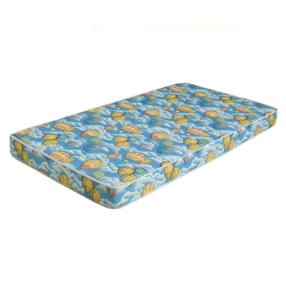 distortion bunk bed dorm bed 5 inch certipur us foam mattress