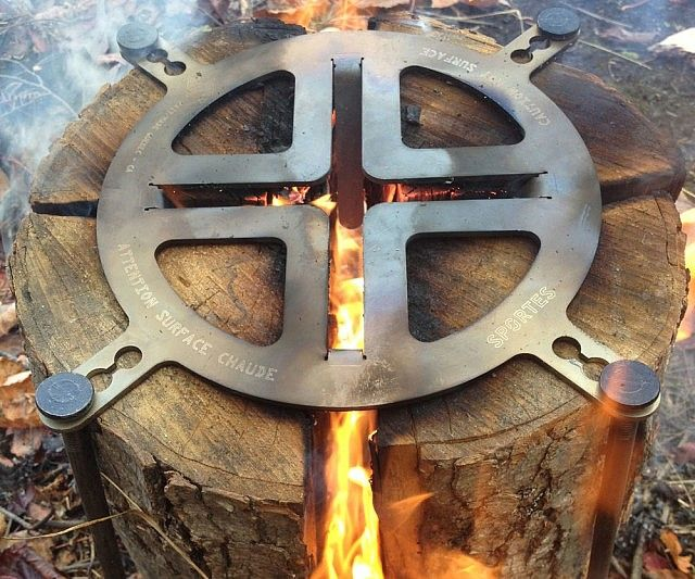Swedish Log Stove Top Stove Logs And Survival