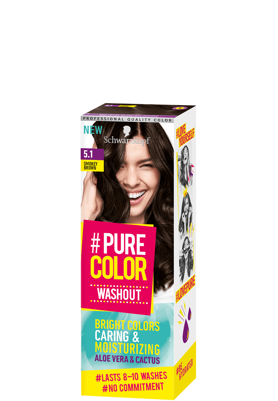 Schwarzkopf Pure Color Washout 5 1 Wash Out Hair Color Hair