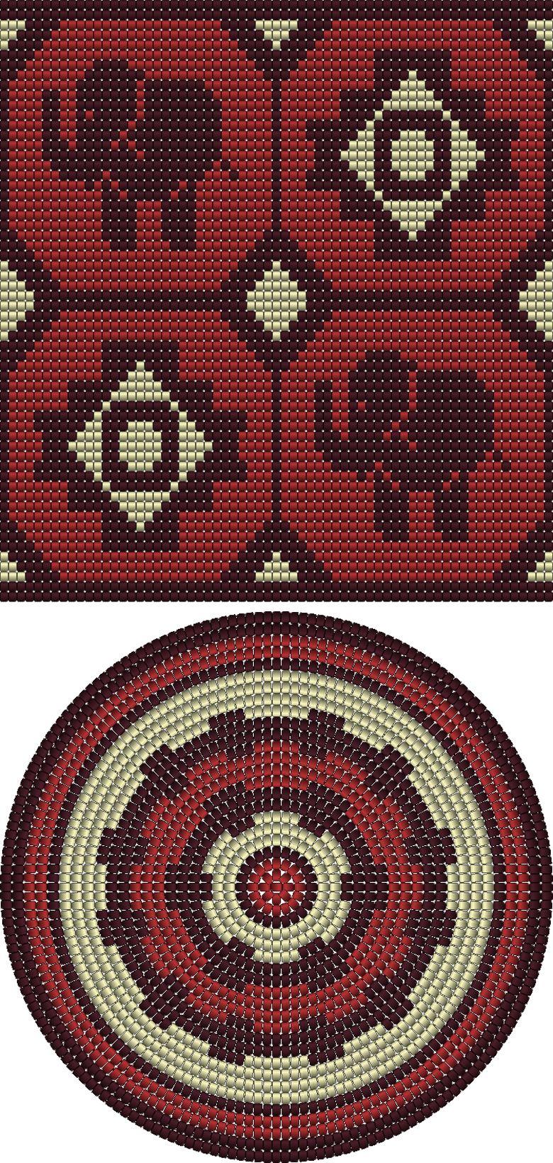Wayuu Mochila pattern #2