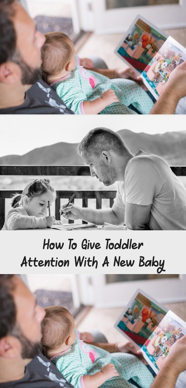How To Give Toddler Attention With A New Baby - health and diet fitness, #Attention #Baby #babyhealt...