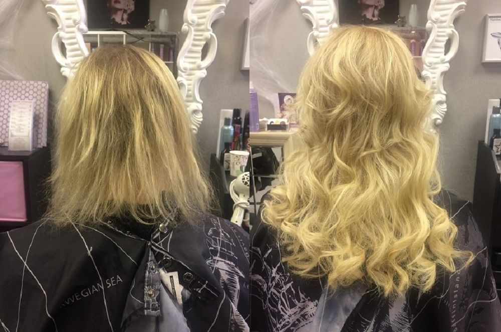 Fusion Hair Extensions Skokie Il Hair Extensions Chicago Il