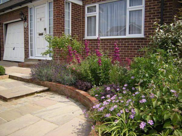 Front Garden Design Garden ideas and garden design