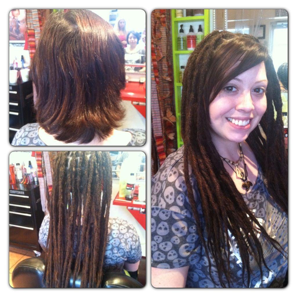 & human hair dreadlock