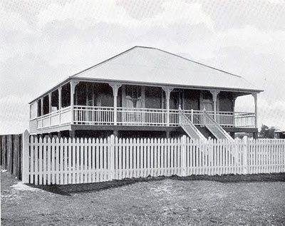 Past And Present Queensland Workers Dwelling Act Queenslander House Australian Homes Queenslander