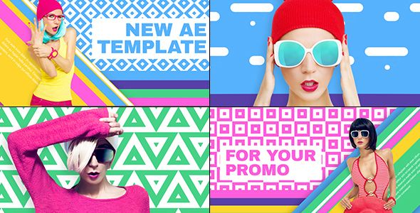 Keep It Trendy  • After Effects Template • See it in action ➝ https://videohive.net/item/keep-it-trendy/17364914?ref=pxcr