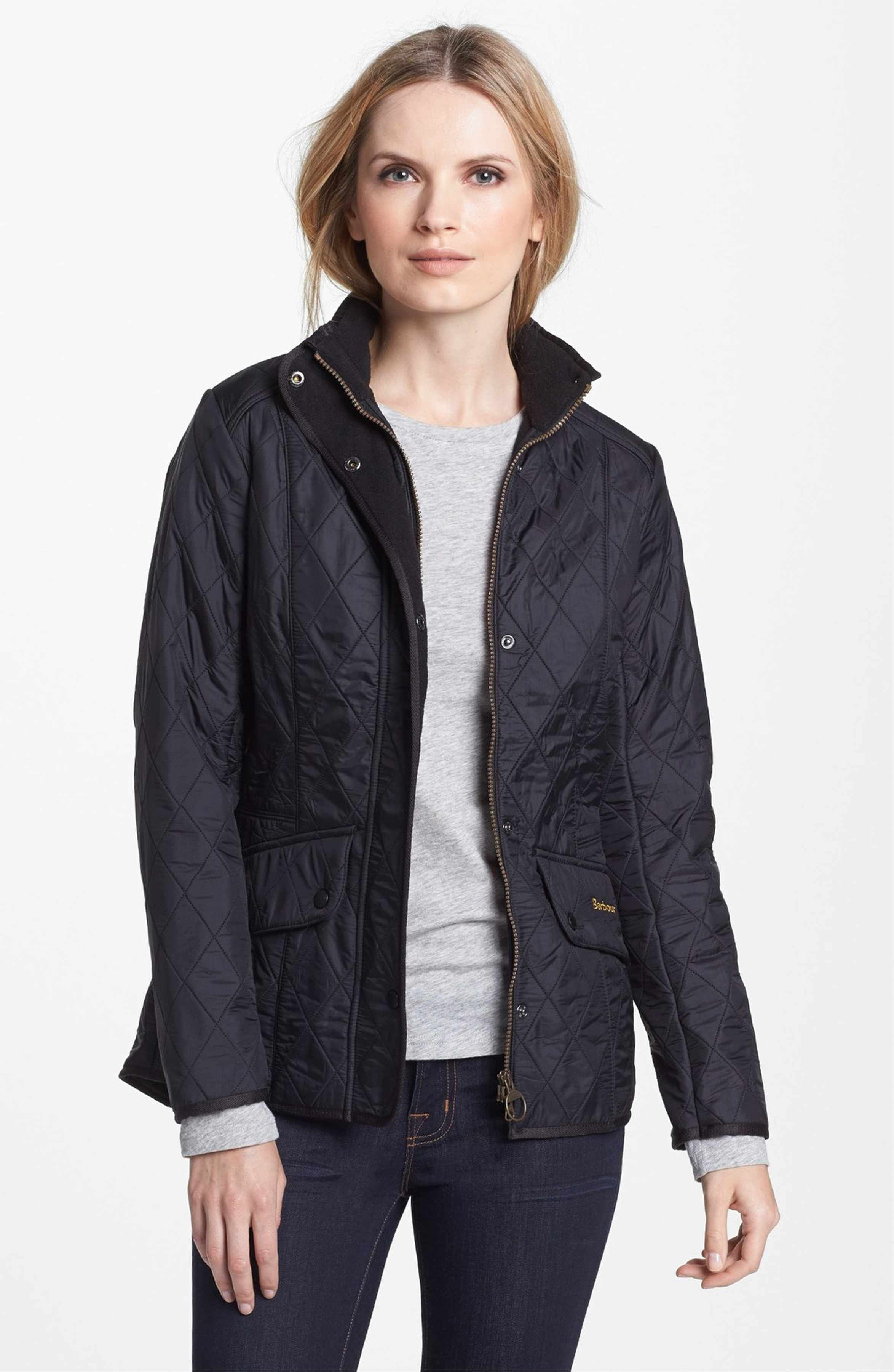 quilted jacket navy in mens jackets barbour quilt product video holme