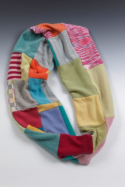 Infinity Scarf by Cathy Ridge (Cashmere Scarf)   Artful Home
