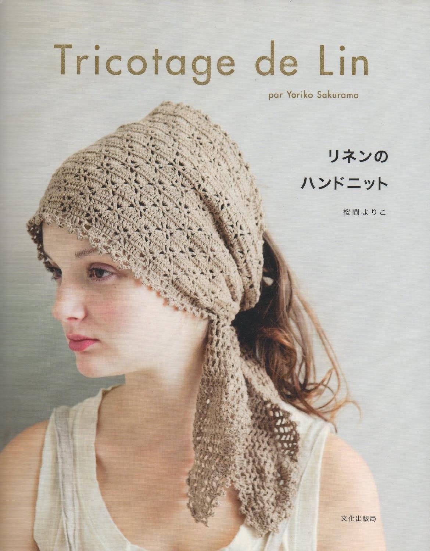 Tricotage De Lin Crochet Books And Crocheted Headband Pattern Diagram Hats Caps Etc Pin Erika5940