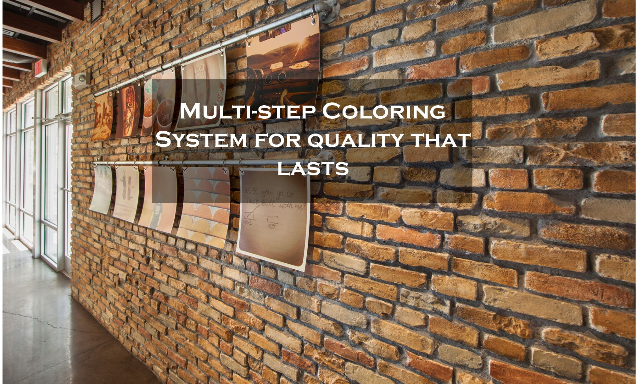 Hard To Believe That That Isnt Real Brick Diy Panels So Easy To Install Loft Look Stl Brick F Faux Stone Sheets Faux Brick Panels Manufactured Stone Veneer