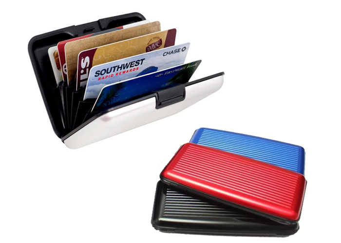 We are wholesale suppliers of Aluma Wallet in delhi  we are