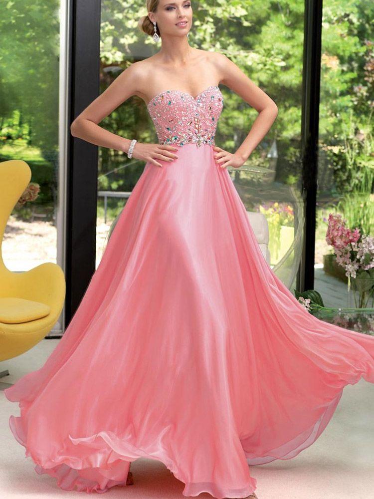 long formal dress | Moda y Estilo | Pinterest | Vestidos para ...