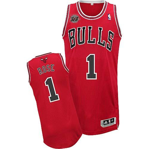 authentic rose jersey