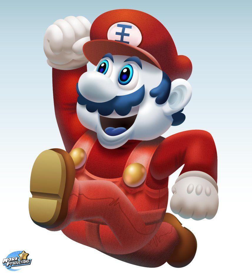 Smashified Grand Dad By Markproductions On Deviantart Granddad Super Mario Bros Dads