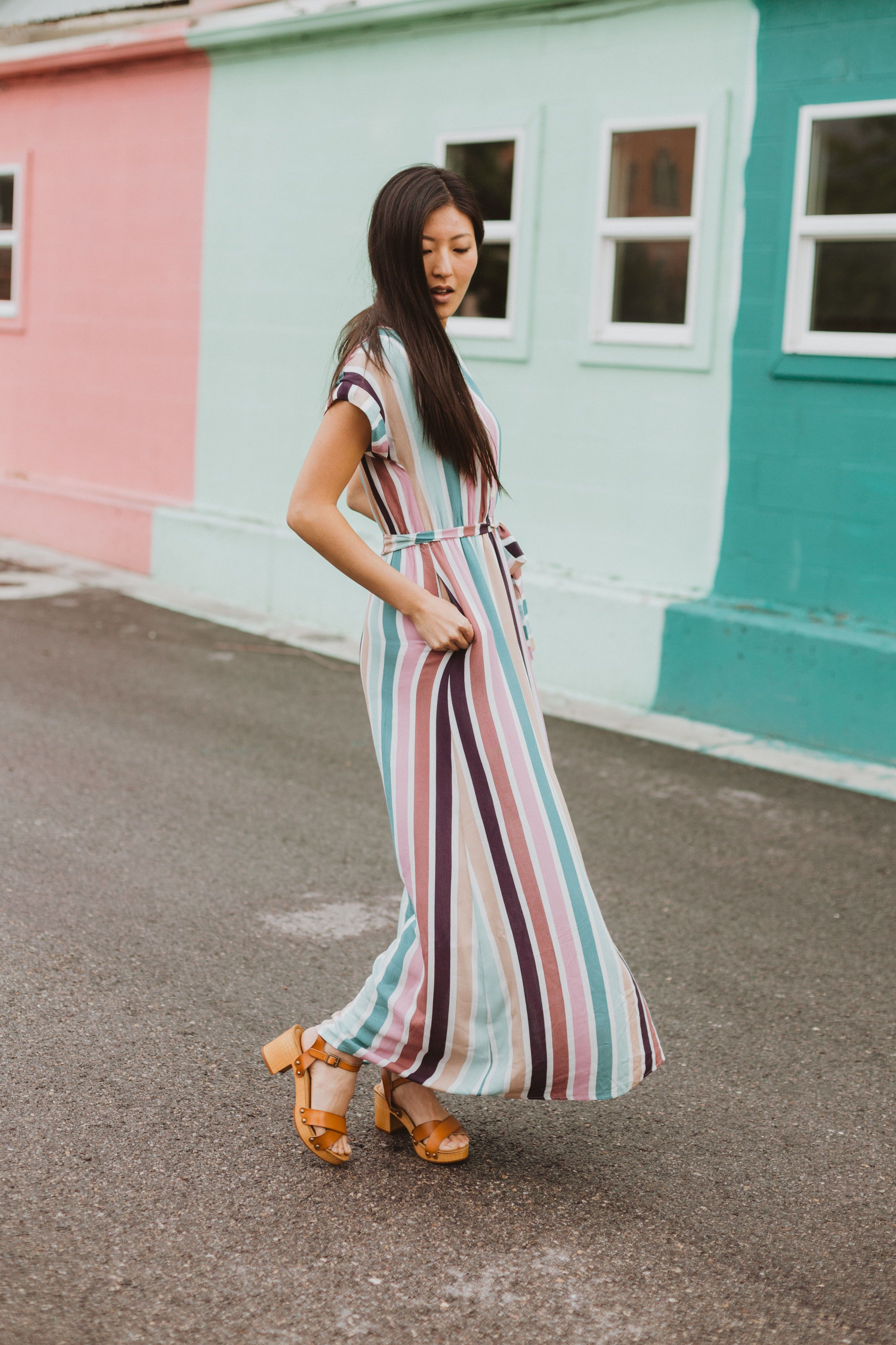 The Cha Cha Striped Maxi Dress Is As If All Your Favorite Things Came Together As A Dress It Is Nursing Friendly Striped Maxi Dresses Striped Maxi Maxi Dress [ 4500 x 3000 Pixel ]
