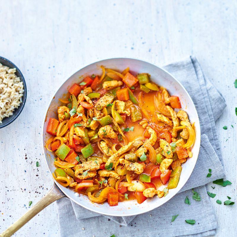 Snelle schaslick in een pan | Gezonde Recepten | WW Nederland