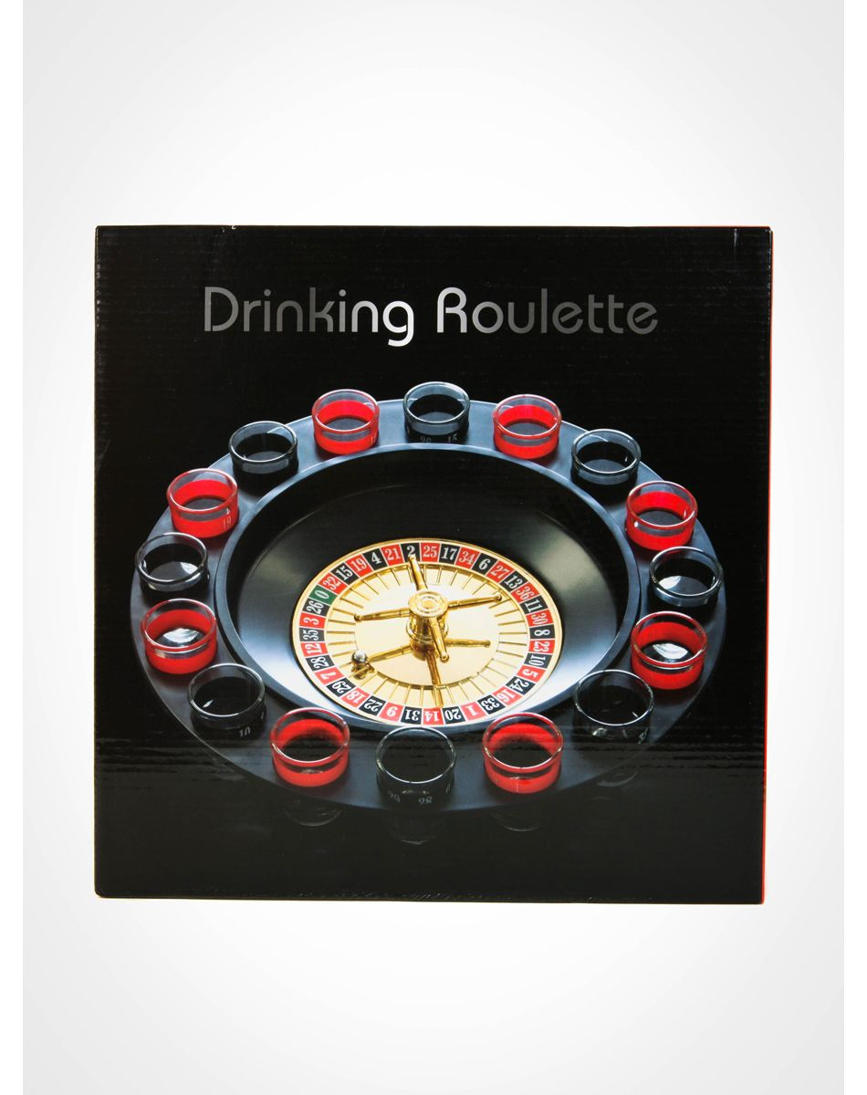 Party points to ME! I just found the Shot Roulette from Spencer's. Visit their mobile website to get this item and more like it.