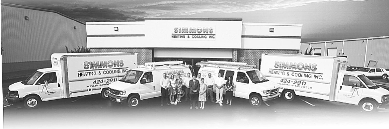 Simmons Heating And Ac Repair Service Team Heating And Air