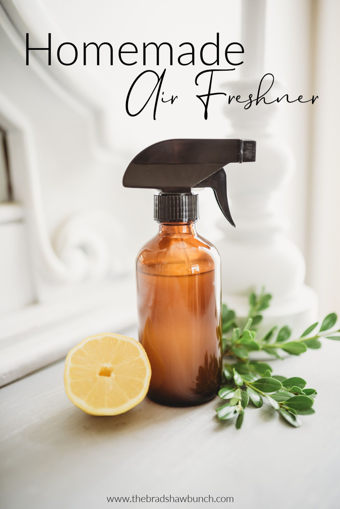 How To Make Homemade Air Freshener With Essential Oils And Baking