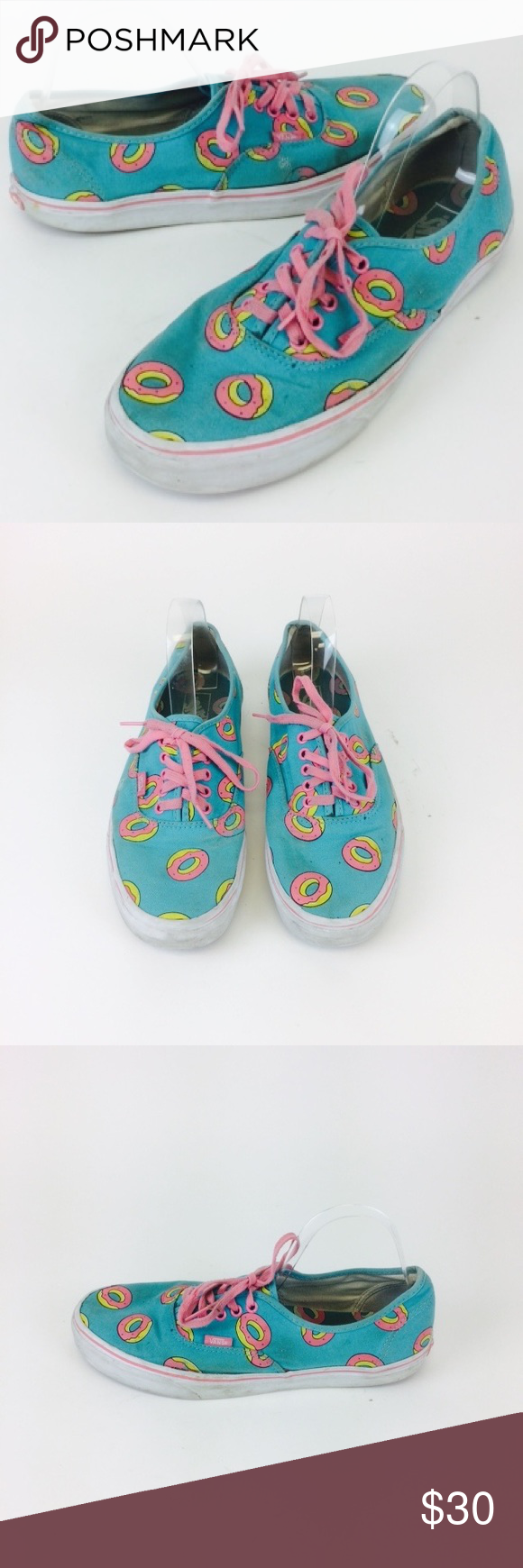 39541d03a2de Vans x Odd Future OFWGKTA Sneakers Size 11 Has one small scratch on one of  the sides of the sneakers