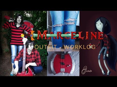 Marcline - Outfit Worklog - YouTube