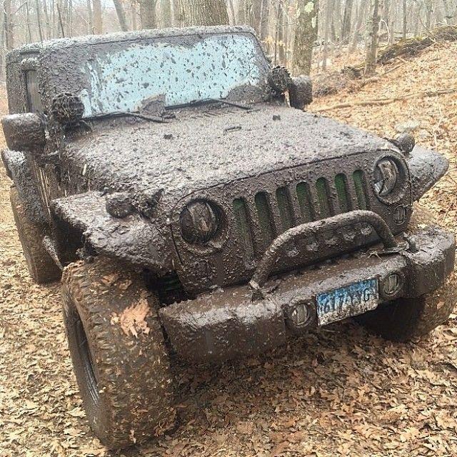 @cwpineau dirty Jeep #jeepbeef #Padgram