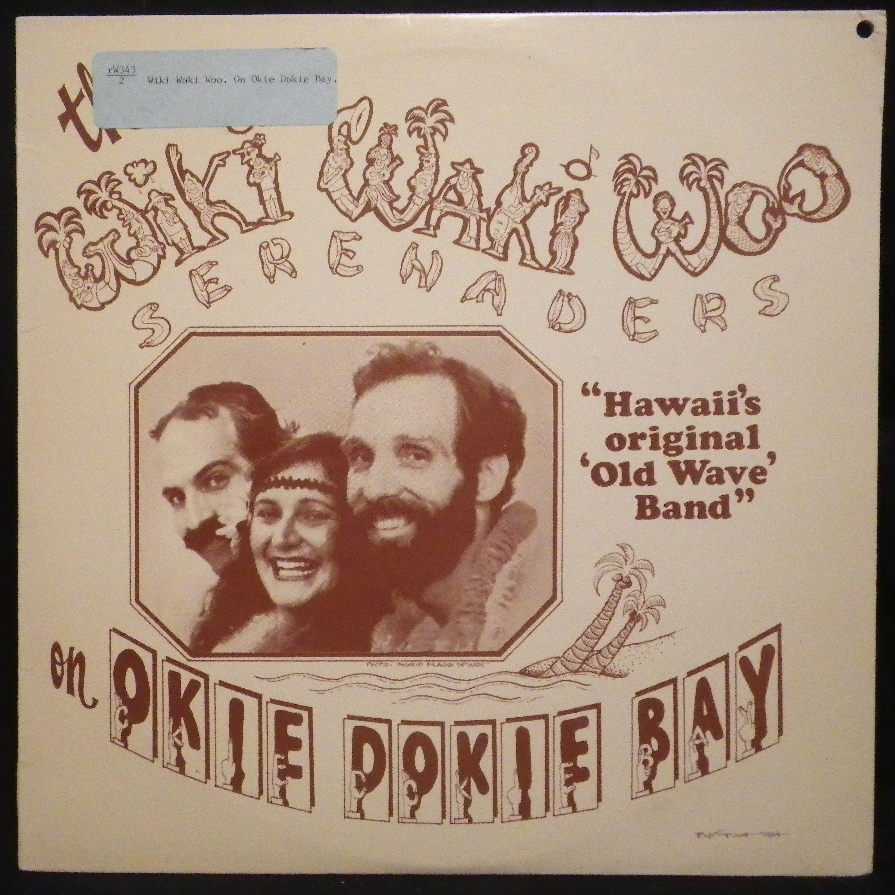 On Okie Dokie Bay [by] The Wiki Waki Woo Serenaders