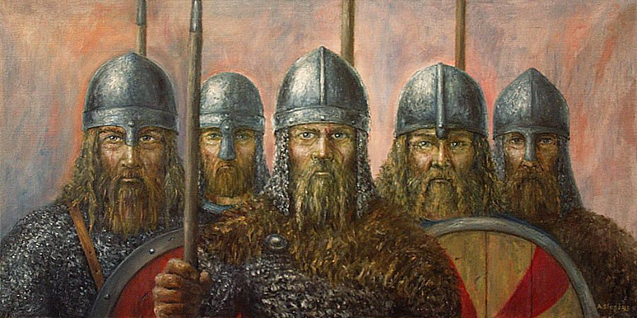 Vikings By Arturas Slapsys Vikings Viking Culture Viking History