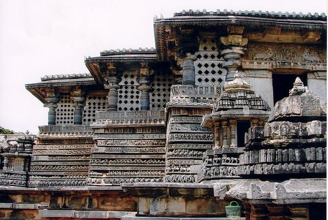 Temple de Hoysaleśvara à Halebid