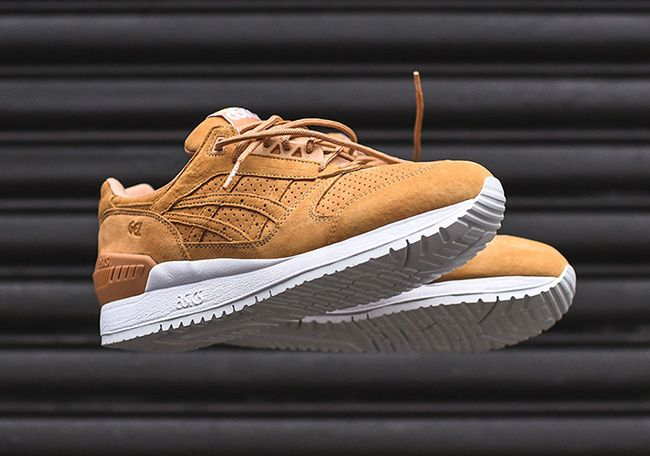 http://SneakersCartel.com Asics Gel Respector 'Clay' #sneakers #shoes #kicks #jordan #lebron #nba #nike #adidas #reebok #airjordan #sneakerhead #fashion #sneakerscartel