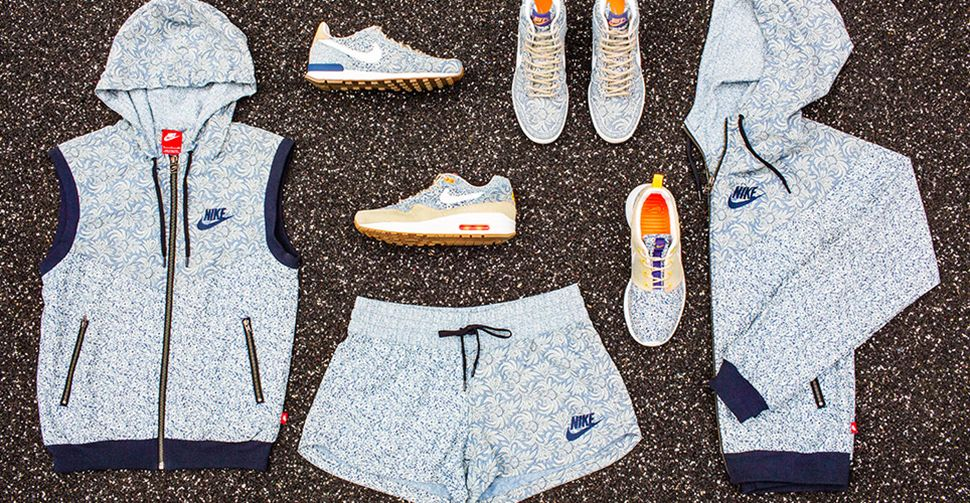 Liberty x Nike WMNS Floral SS 2014 Collection