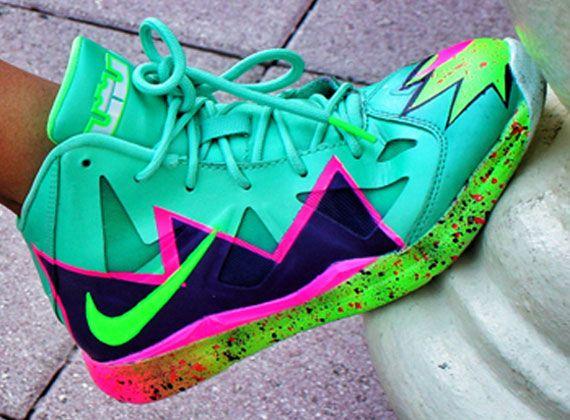 Nike LeBron 10 Ironman