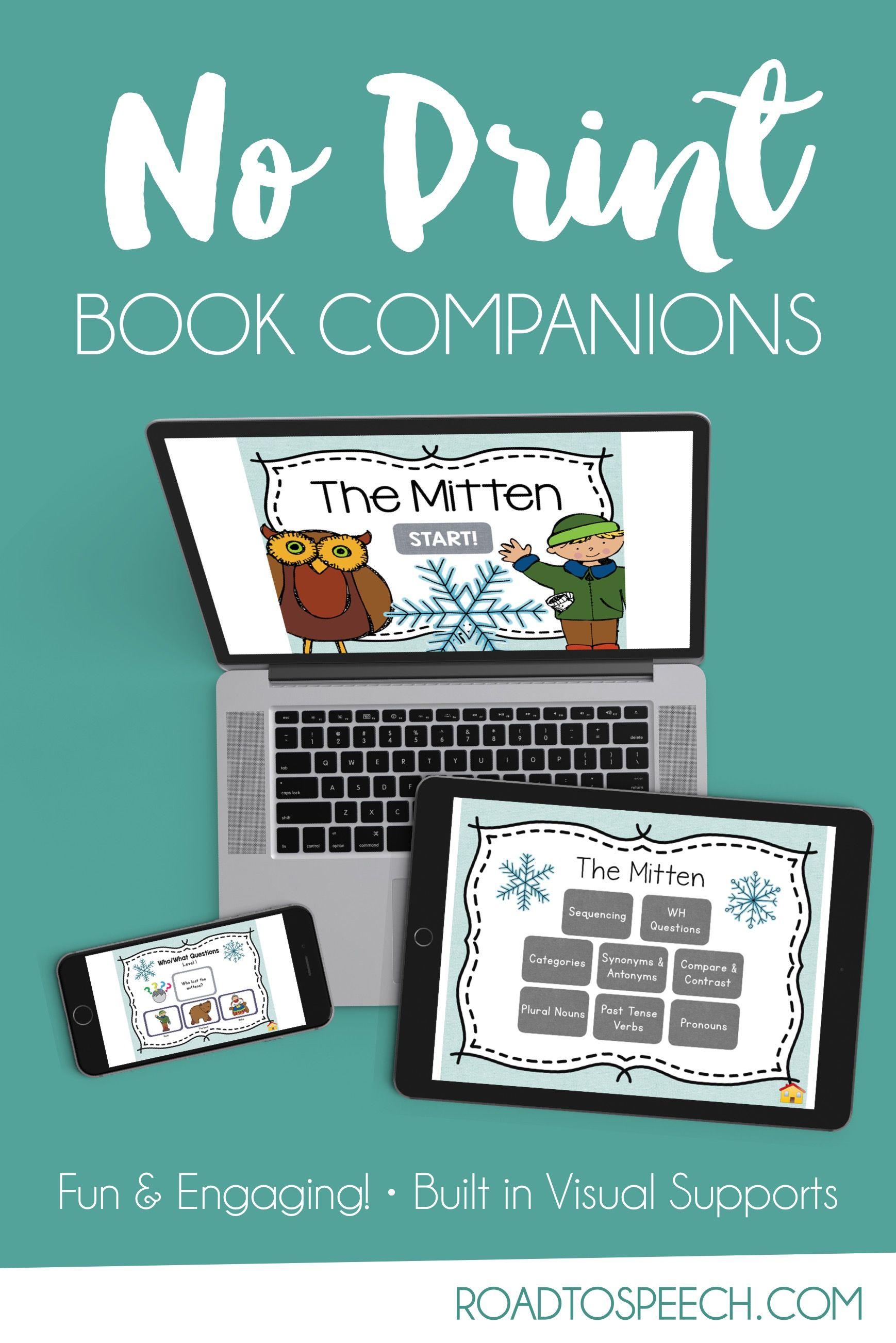 No Print Book Companions