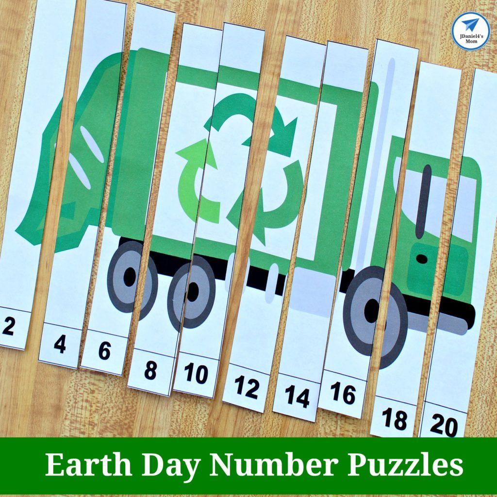 Free Earth Day Worksheets