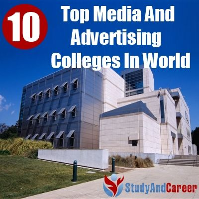 Top 10 Media And Advertising Colleges In World World University University Rankings University Australia
