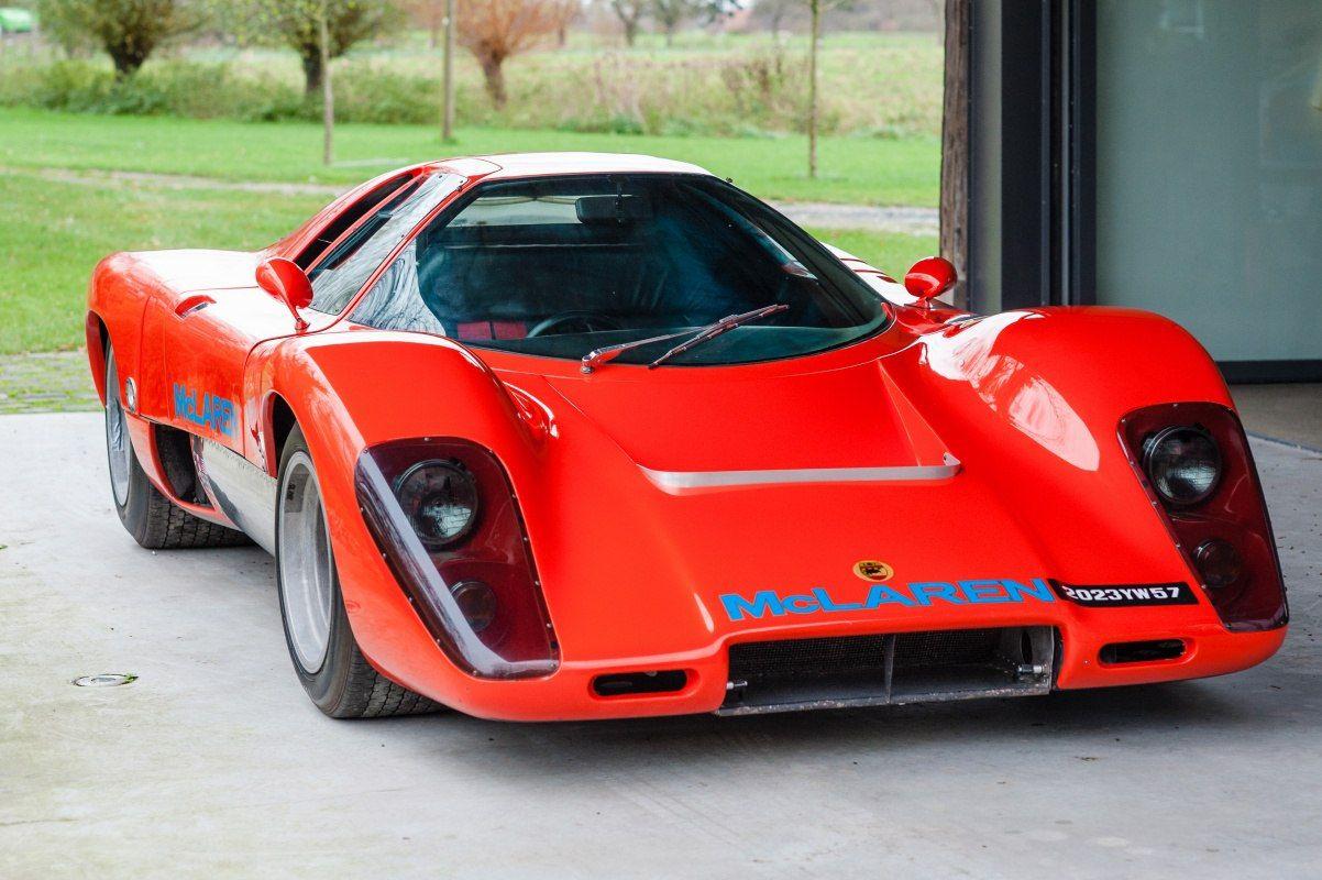#McLaren #M12
