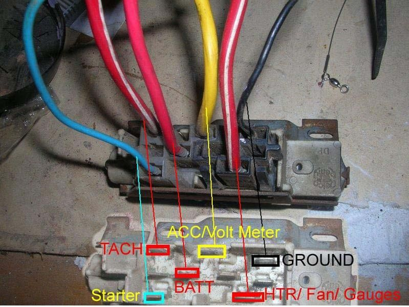 Help    With A Re-wiring Problem    - Page 2