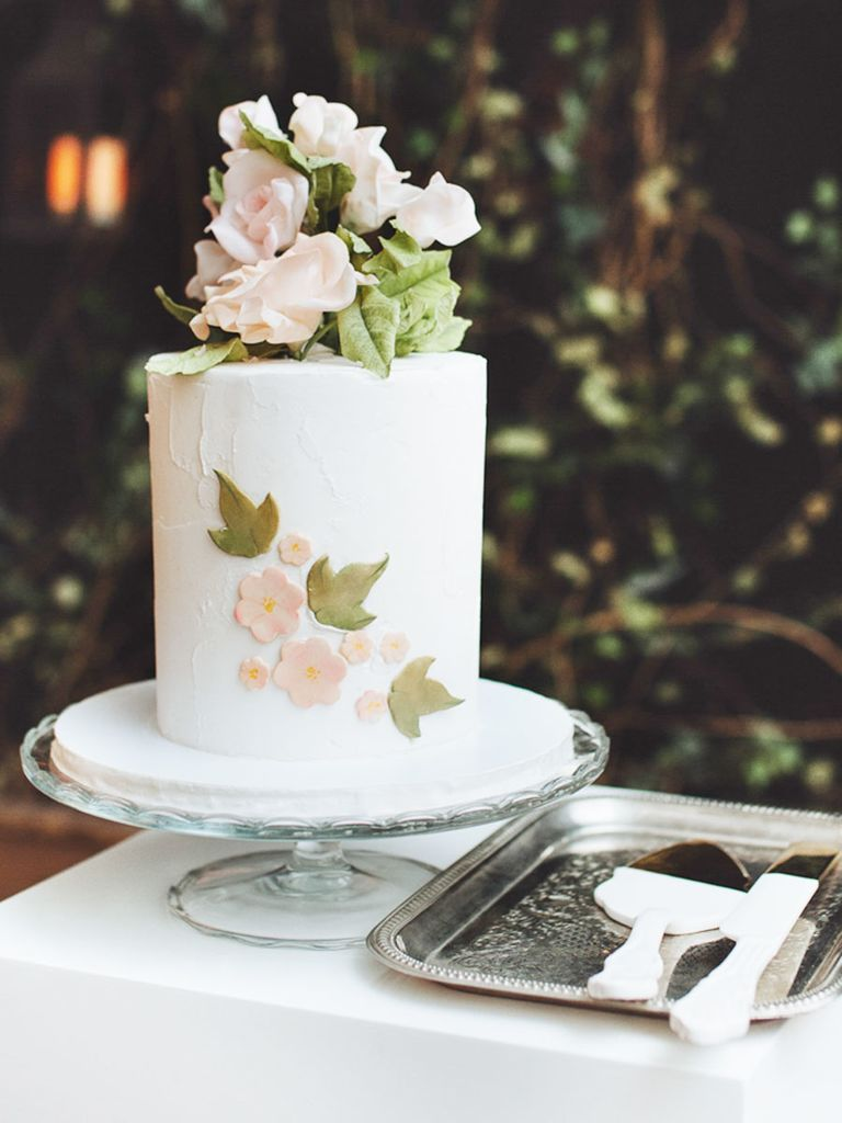 singletier wedding cakes thatull make you rethink layers tier