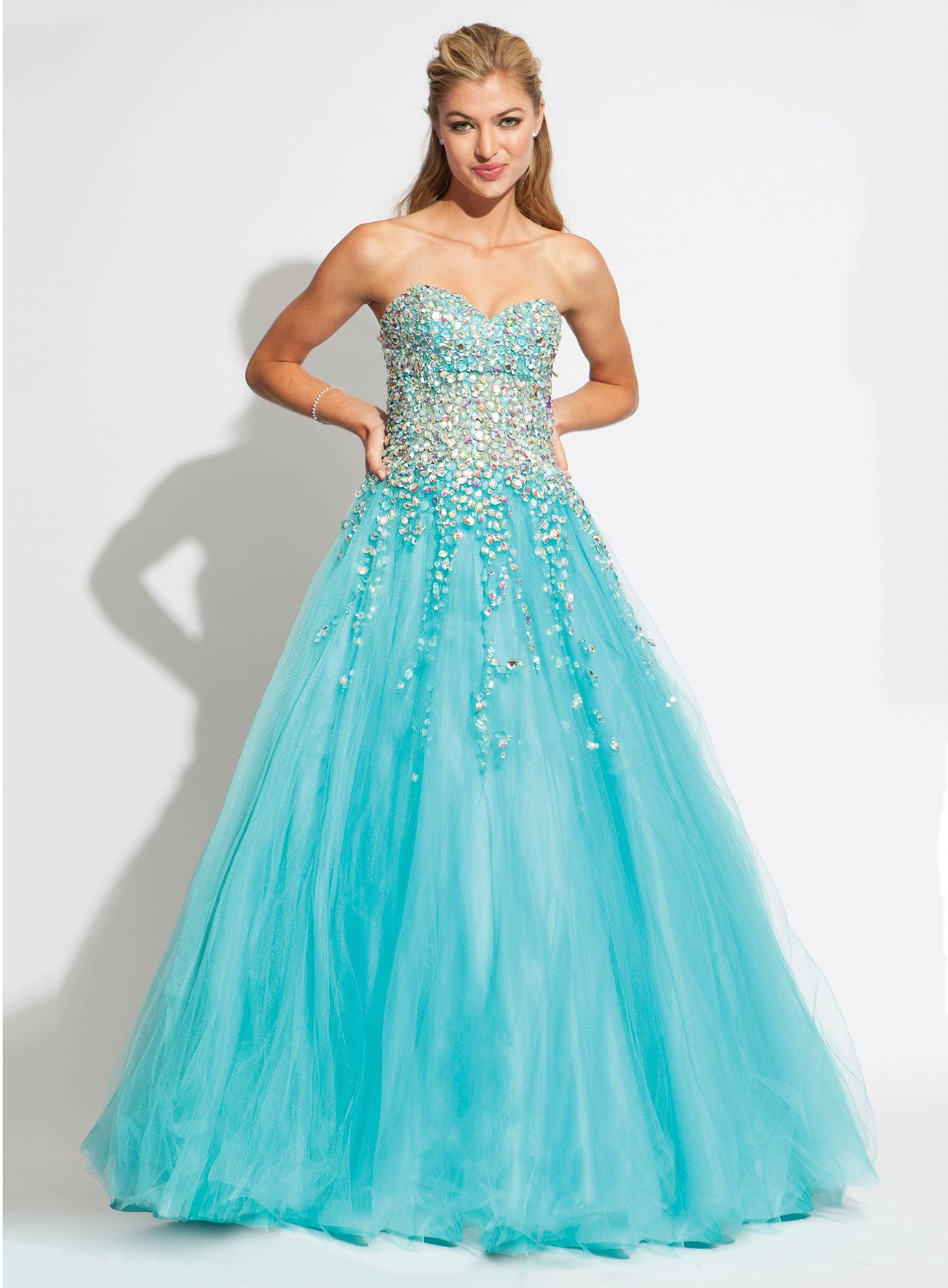 I love it would were it to my prom | Beauty and Style | Pinterest ...