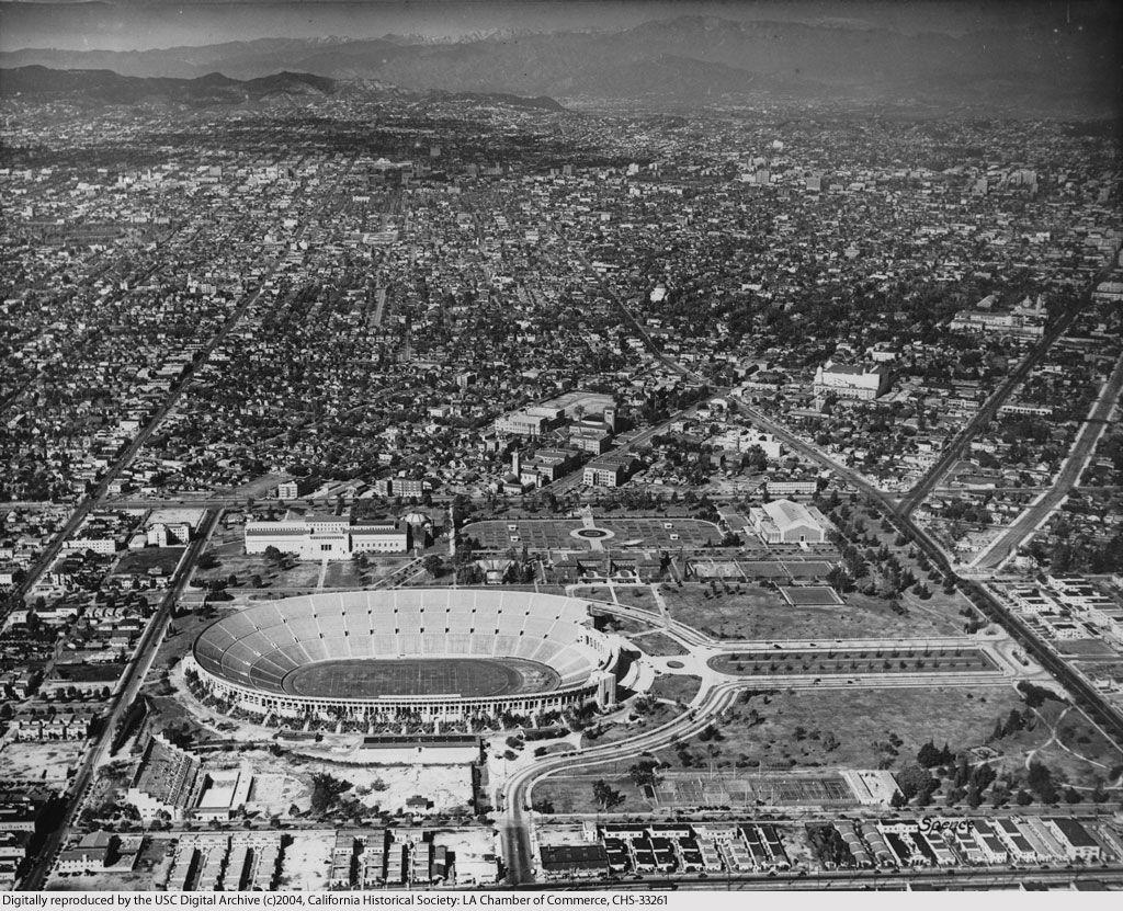 Image Result For 1932 Los Angeles Olympics Athletes Village California History Dream City Los Angeles City